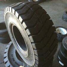 23x9x10  Forklift Solid Rubber Traction Tire 23x9-10