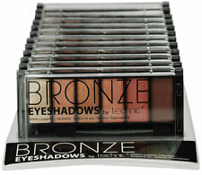 Technic Eyeshadow Palette - Bronze - Eyes Shimmer Bright Colours