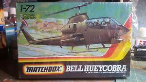 Matchbox Revell PK-9 40009 Bell Huey Coba 1:72