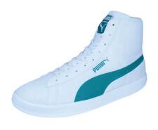 Calzado de hombre zapatillas altas/botines de color principal blanco