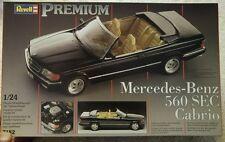 Revell Premium Mercedes Benz 560 SEC