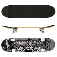 Pro Adult/Teenager Skateboard Complete Wheel Truck Maple Deck Solid Longboard US