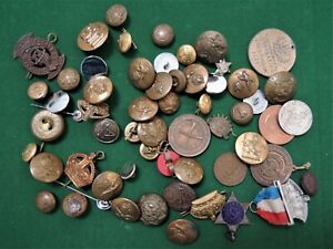 JOB LOT BADGES AND BUTTONS