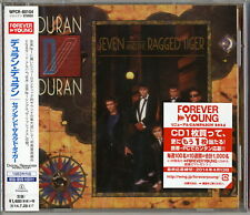 DURAN DURAN-SEVEN AND THE RAGGED TIGER-JAPAN CD D04
