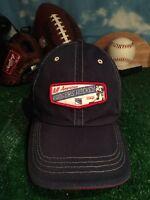 Rare vintage style New York rangers NHL adjustable strapback zephyr hat Cap h22
