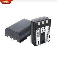 2Pack NB-2LH NB-2L Battery for Canon Rebel XT XTi EOS 350D PowerShot S50 G9 MP