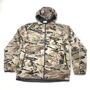 Under Armour Brow Time Jacket Barren Camo 1316741 999 Multi Size