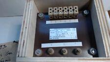 TRANSFORMATEUR de seecurit - VERTICAL TRANSFORMER 6X483 - 50/60HZ - 900VA - PH 1