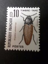 FRANCE 1982, timbre TAXE 103, Insectes, Ampedus neuf**
