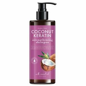 Coconut Oil Keratin Strengthening Hair Repair Shampoo 960ml Pharm to Table 960ml