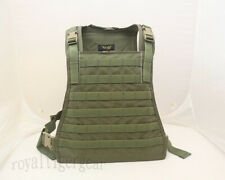 FLYYE MOLLE MBSS Plate Carrier Tactical Vest – Ranger Green Coyote Brown OD KH