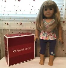 American Girl Doll  'Just Like You 12' (2013 on Tag), Modeled After Gwen EUC