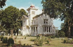 Fond du Lac, WI - Galloway House and Village - Victorian Country Home - Exterior