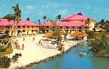 Castaways Resort Motel Fairyland Island Miami Beach Fl W W Wilard