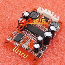 Wireless Bluetooth Stereo Dual Channel 2X15W Audio Amplifier Board DC12V TDA8932