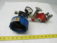 """Everpure Single 3/8"""" Head Filter Assembly, Glass Missing In Gauge"""