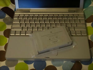 """Apple PowerBook G4 12"""" Rechargeable Battery NEW SEALED M9572G/A Mac RARE"""