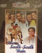 Hum Saath Saath Hain, DVD, Bollywood Ent, Hindu Lang, English Sub, New