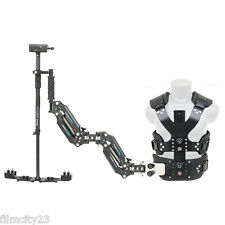 Flycam Vista-II Arm Vest Video camera Handheld Steadicam Stabilizer Body Mount