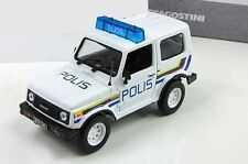 DeAgostini 1:43 Suzuki Samurai Malaysian Police 1969 series World police