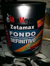 FONDO ZETAMAX MAX MEYER LT 2,5 ANTIRUGGINE E AGGRAPPANTE X SUPPORTI DIFFICILI