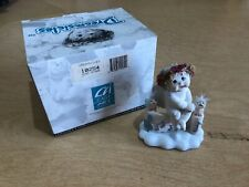 Dreamsicles Song Birds 10254 Cast Art Angel Cherub Figurine, Pre-Owned, E3