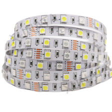 Waterproof 12V 5M 300 LED Light Strip Sticky Tape 5050 Cabinet Kitchen Lighting