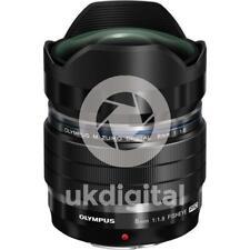 Olympus M.Zuiko ED 8mm f/1.8 Fisheye Pro Lens