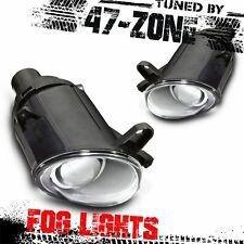 Stealth For 2001-2005 Volkswagen Passat Clear Lens Chrome Housing ABS Fog Lights