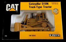 "Caterpillar - Ertl #2436 - ""CAT"" D10N Track Type Tractor - 1/50 - ""NEW IN BOX"""
