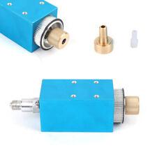 New Listingaluminum Punching Edm Machine Accessories Pump Drill Rotating Head Blue