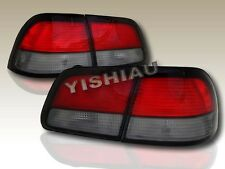 FIT FOR 97 98 99  Maxima JDM Red Smoke Tail Lights LH+RH Assembly 4 Pieces SET