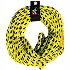 Boating Airhead Super Strength Water Tube Tow Rope ahtr-6000 Yellow/Black
