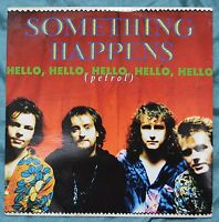 "Something Happens – Hello, Hello, Hello, Hello, Hello (Petrol) 7""– VS 1246 – VG"