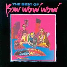 The Best of Bow Wow Wow  by Bow Wow Wow CD Receiver Records 1736