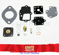Carburettor Overhaul kit - Suzuki LJ80 LJ81 F8A (78-11/79)