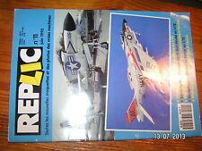 (:) Revue Replic n°11 B-29 Helldiver Demon Mac Donnel F3H-2