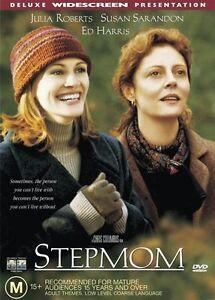 STEPMOM starring Julia Roberts (DVD, 1999) - LIKE NEW!!!