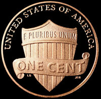 2010 S Lincoln Shield Penny Mint Proof from Originial U.S. Proof Set