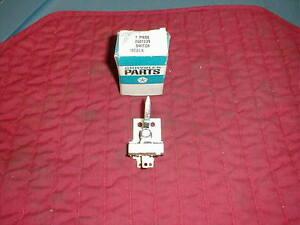 NOS MOPAR 1966-67 DODGE CORONET 440 500 R/T CHARGER HEATER BLOWER SWITCH