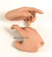 1/6 Scale Hot Toys Inglourious Basterds LT. Aldo Raine Hands #01