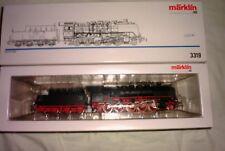 MÄRKLIN Dampflokomotive 3319 H0 ÖBB analog mit elektronischer Umschaltung