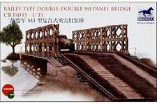 BRONCO CB35055 1/35 Bailey Type Double-Double M1 Panel Bridge