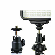 "Metal Mini Tripod Ball Head 1/4"" Mount For DSLR SLR DC Digital Camera Mini DV"