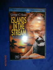 Islands In The Stream (DVD, 2005) Paramount Collection based on Hemingway
