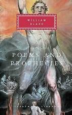 Poems And Prophecies by William Blake (Hardback, 1991)