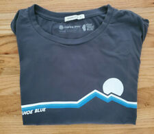 Marine Layer Keep Tahoe Blue T-Shirt Men's - Gray - Large - NWOT