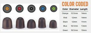 Westone STAR Silicone Eartips Replacement Tips For In-Ear Monitors (5 Pairs)