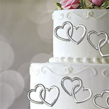 Heart Cake Decoration - Ideal for Wedding Cakes