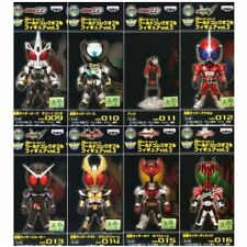 Kamen Rider Series World Collectable Figure vol.2 All 8 species